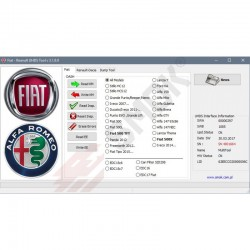 Fiat/Alfa/Lancia change KM by OBD (FTP1)