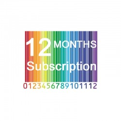 12 Months Subscription for FULL UHDS License